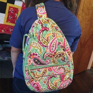 Vera Bradley tennis backpack